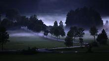 Dunkelfahrer aufgepasst: Nebel verhängt südliche Nacht