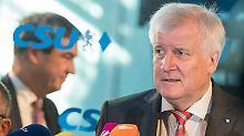 Kein Streit vor Parteitag: Seehofer bittet CSU-Vorstand um Aufschub