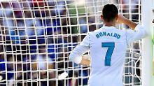 Der Sport-Tag: Ronaldo träumt von Barcas ter Stegen im Real-Tor