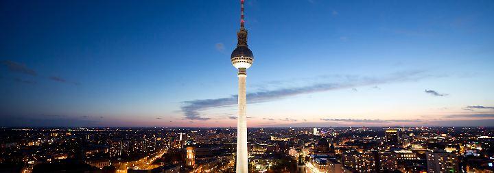 Berlin ist nach wie vor die Start-up-Hochburg.