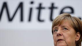 Merkel-Malus bei letzten Wahlen?: In der CDU wächst der Unmut