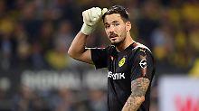 Das BVB-Problem der kurzen Ecke: Keeper Bürki kämpft gegen Kritik und Klöpse