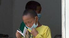 Mehr als 800 Menschen erkrankt: Pest breitet sich in Madagaskar aus