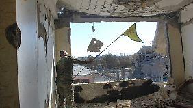 """Ein Konflikt endet, der nächste beginnt: Militärallianz meldet Rückeroberung von IS-""""Hauptstadt"""""""