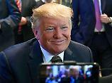 Präsident rudert zurück: Trump empört mit Behauptung über Obama
