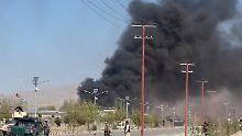 Terror-Serie in Afghanistan: Taliban töten Dutzende Menschen