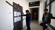 Hetze gegen Israel: Armee schließt palästinensische Medien