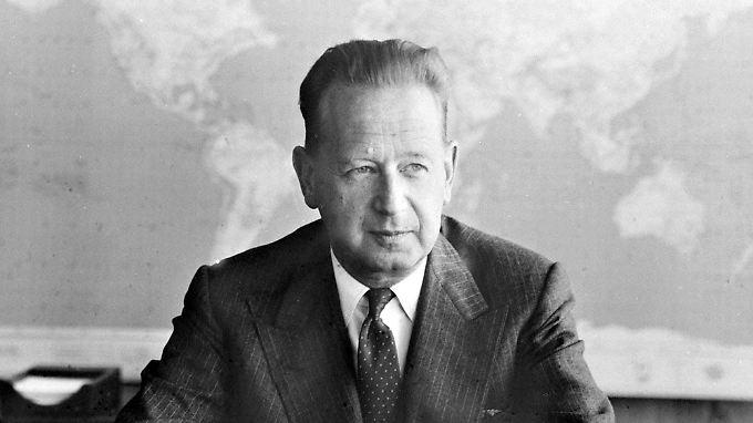 Der Tod von UN-Generalsekretär Dag Hammarskjöld im Jahr 1961 wurde nie vollständig aufgeklärt.