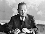 Mysteriöser Absturz 1961: Flugzeug von UN-Chef wohl abgeschossen