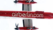 """Normaler Prozess"": Air Berlin suspendiert Pilot nach Ehrenrunde"