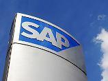 Berichtssaison im Dax startet: SAP ruft höhere Ziele aus