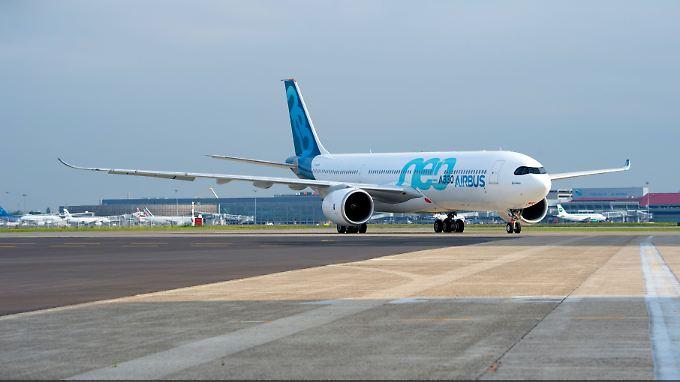 Komplett überarbeitet: Das Modell A330neo soll Boeing Marktanteile im Dreamliner-Segment abnehmen.