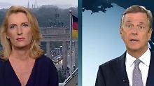 """""""Ich war total perplex"""": Furtwängler knöpft sich Claus Kleber vor"""