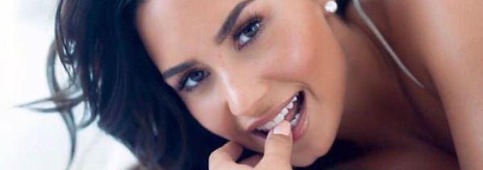 """Demi Lovato beichtet Rückfall: """"Habe Kokain ins Flugzeug geschmuggelt"""""""