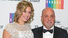 """""""Nächsten Monat sind wir fällig"""": Billy Joel wird mit fast 70 noch einmal Vater"""