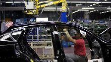 Mängel bei Sicherheitschecks: Nissan stoppt vorübergehend Produktion