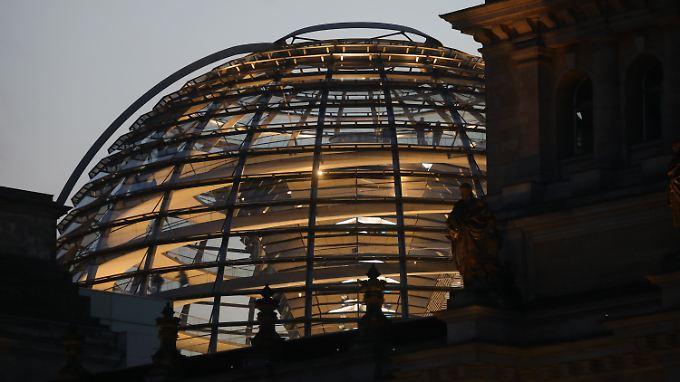 Ziel der Gespräche: eine parlamentarische Mehrheit für den Bundestag.