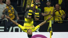 Fünf Fakten vor dem 9. Spieltag: Aubameyang fehlt ein Treffer zum Rekord