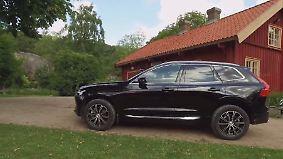 Beliebtes Schweden-SUV: Das kann der neue Volvo XC60