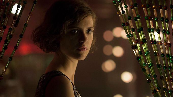 """In """"Moabit"""" ist Charlotte Ritter (Liv Lisa Fries, hier in """"Babylon Berlin"""") knapp 20 Jahre alt und tanzt gern die Nächte durch."""