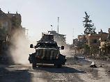 Gabriel: Kampf aber nicht vorbei: IS ist ganz aus Rakka vertrieben