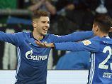 Mainz bleibt ungefährlich: Schalke schießt sich auf Europa-Kurs