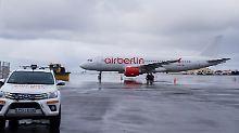 Air Berlin drückt aufs Tempo: Transfergesellschaft soll 4000 Jobs sichern