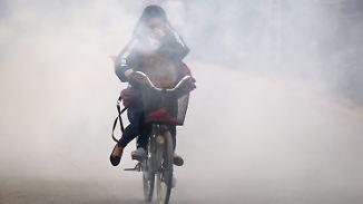 Verpestete Luft, dreckiges Wasser: Millionen Menschen sterben durch Umweltverschmutzung
