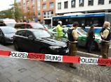 Acht Verletzte in München: 33-Jähriger nach Messerattacke gefasst