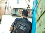 Großfahndung in Brasilien: Polizei zerschlägt Kinderporno-Ring