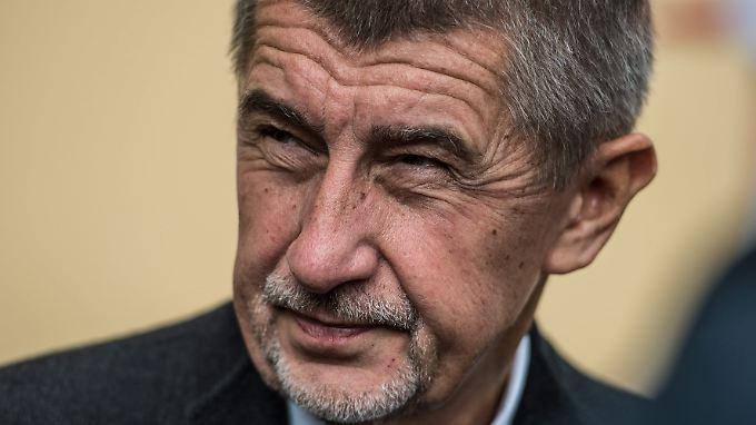 Trotz zahlreicher Affären gewinnt der umstrittene Milliardär Andrej Babis die Wahl in Tschechien.