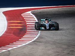 Formel 1: Vettel verbessert sich: Hamilton erneut Schnellster in Austin