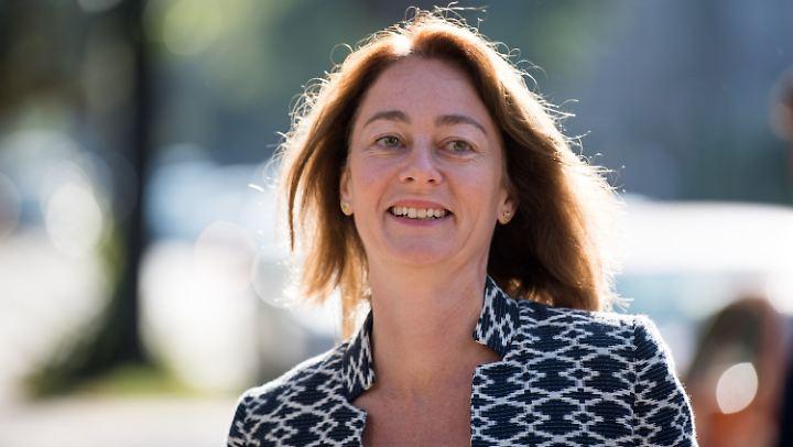 """Bei Sexismus gehe es um Macht; daher müsse sich das """"Machtgefälle zwischen den Geschlechtern"""" in Deutschland ändern, sagt Familienministerin Katarina Barley."""