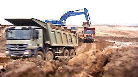n-tv Dokumentation: Rohstoff-Wunder - Sand