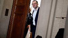 Findet den Migrationskompromiss der Union gut: Jens Spahn