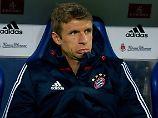 Was ist mit Mats Hummels?: Müller fehlt dem FC Bayern drei Wochen