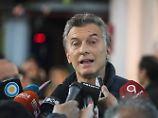 Erfolg bei Parlamentswahl: Argentinier stärken Reformkurs von Macri