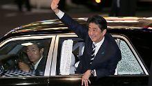 Nikkei bricht Rekord: Abe-Sieg beflügelt Japans Börsen