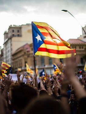 Schwer vorstellbar, dass sich die Unabhängigkeitsbefürworter jemals mit Madrid aussöhnen werden.