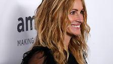 """Von """"Pretty Woman"""" zur Hausfrau: Julia Roberts - die schönste Frau der Welt"""
