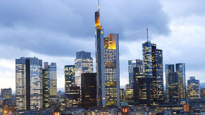 Frankfurt am Main - hier im deutschen Finanzzentrum sitzt auch Freshfields.