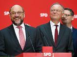Stern-RTL-Wahltrend: Wahlerfolg bringt SPD Mini-Aufschwung