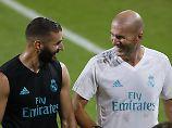 Der Sport-Tag: Twitter-Zoff zwischen Lineker und Zidane eskaliert
