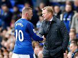 Der Sport-Tag: Rooney-Klub schmeißt nach Absturz den Trainer raus