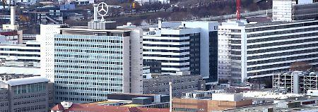 Konzerne unter Kartellverdacht: Fahnder durchsuchen deutsche Autobauer
