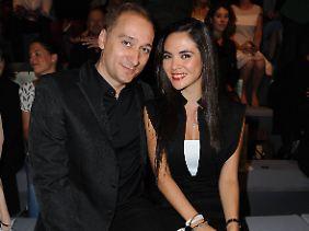 Seine Freundin Margarita hat van Dyk im März geheiratet.
