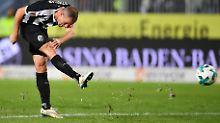 Anschluss an Tabellenspitze: St. Pauli glückt Last-Minute-Tor
