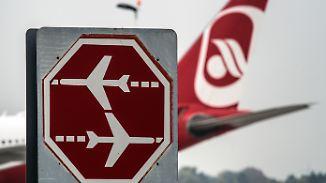 """Abgekartetes Spiel"": Investor klagt gegen Air-Berlin-Deal"