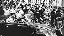 Gute Geschäfte unterm Hakenkreuz: Porsche und seine Nazi-Vergangenheit
