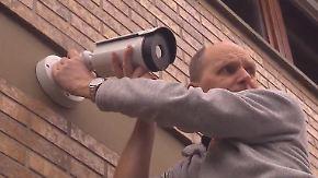 n-tv Ratgeber: Überwachungskameras für den Heimbedarf im Test